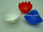 2012 new design salad bowl, food grade silicone plate