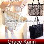 Grace karin Korean Lace Lady Hand Bag BG346