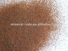 garnet sand filter media with reasonable chemical composition