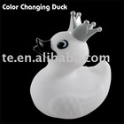 S9A219 Duck Shaped Color Changing Light