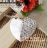 Fashion Crystal USB Flash Driver Ideal Christmas Gift