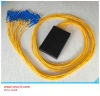 1:8 Module optic fiber PLC splitter SC