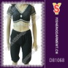 Belly dance costume set, sexy costume for dancing women