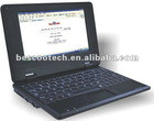 10.2 inch Mini Netbook Laptop notebook WIFI With Camera