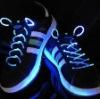 Different color Led shoelaces
