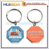 high quality colorful enamelled key chains