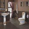 ceramic sanitary ware set for bathroom toilet set