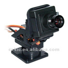 Camera with pantilt for FPV high definition CMOS Pixel:720 X 480
