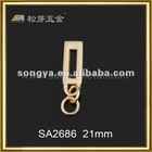 Sap2124 Classic Zinc Alloy Zipper Slider
