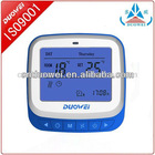 2012 hot sales for floor (warm-water) heating system of heating thermostats