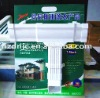 PVC Rain Gutters and Accessories
