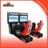 Arcade recreation racing car simulator game machine --Outrun (MR-QF210-6)