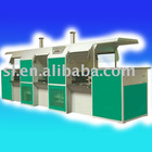 Vacuum Sole-Sticking Production Line