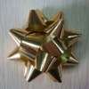 metallic Ribbon Star bow