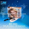 MY-H03 portable ultrasonic face scrubber Machine (CE Approval)