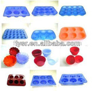 various kinds of silicone cake mold