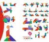 intelligence tangram toys (BW6770)