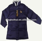 Children girl's newest cute warm paddng wimter jacket/coat stock