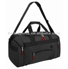 NEW WITHOUT TAGS Black Sport Tote/Exercise/Gym bag