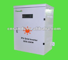 Grid tie inverter 5kw 3 phase outout with AS4777 from solar power to supply for Vessel