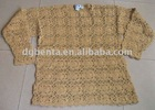 2100pcs Ladies' 80% Silk 20% Cotton Sweater