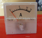 91L16 40*40mm mini panel meter analogue meter