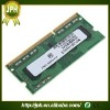 2GB DDR3 1333MHZ PC3-10600S ram for laptop
