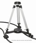 3 Legged Spider Dolly system with Set of (3) track wheels