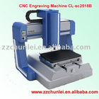 MINI 3-D CNC engraving machine/cutting machine