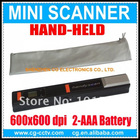 Handyscan Cordless HAND-HELD Mini document Scanner