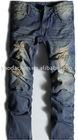 Korean version men's jeans
