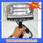 one row led news light