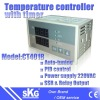 CT401B temperature and timer control in one