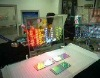 LED glass