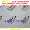 Best Quality Thermal Silicon Pad, 5.0 W/mK, 2CM*2CM*2MM, Laird Tflex 700 Series Gap Filler Material
