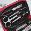 GS 8018 Beauty Equipment Manicure Pedicure Set 8 Pieces in One Set LF-0193