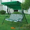 3 Seats Patio Outdoor Swing