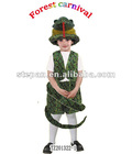 TZ201322-1 Snake Christmas Mascot Costume, Snake Costume For Kids