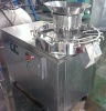 Revolving extruder granulating machine in WDG production 06