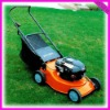 Hand manual Push side discharge lawn mower lawn mower