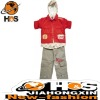 3 PC Fancy Children Clothing Set HSC110308