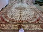 hot sale silk carpet