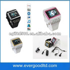 Q6 Watch phone Single Card Quad Band Bluetooth 1.33 inch Touch Screen Multi-function Watch Phone