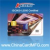 Dual interfaced Mifare s50 & SLE5528 Combi Card