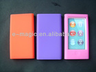 Silicon gel case for iPod nano 7