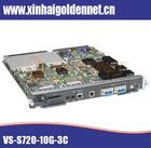 VS-S720-10G-3C Catalyst 6500/Cisco 7600 Supervisor Engine 720 Used Cisco