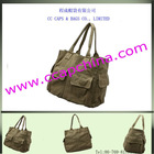 beige canvas Bag ccbag -10034