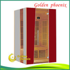 2013 New Hemlock Carbon Heater Far Infrared Sauna Cabin