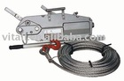 cable puller winch