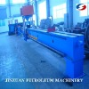 Drill pipe straightener